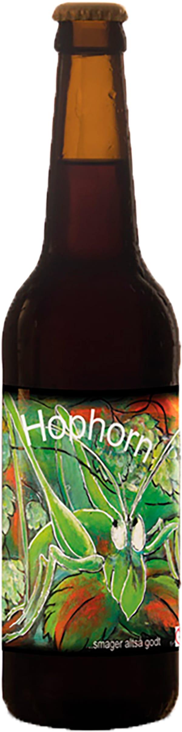 Hornbeer Hophorn