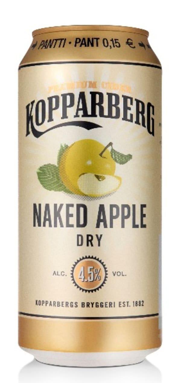 Kopparberg Naked Apple Dry can