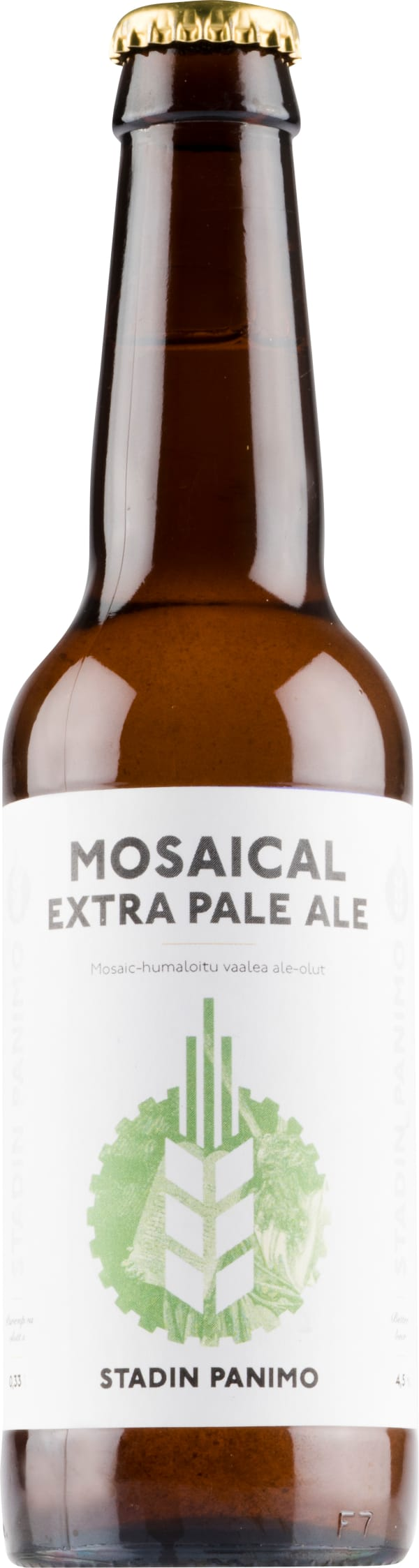 Stadin Mosaical Extra Pale Ale