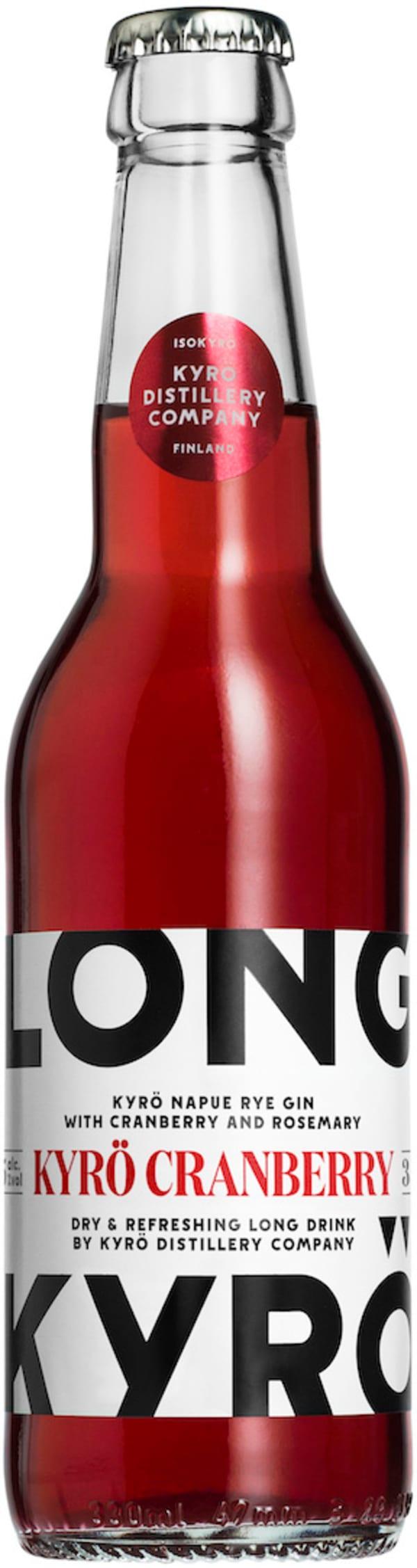 Kyrö Cranberry Long Drink