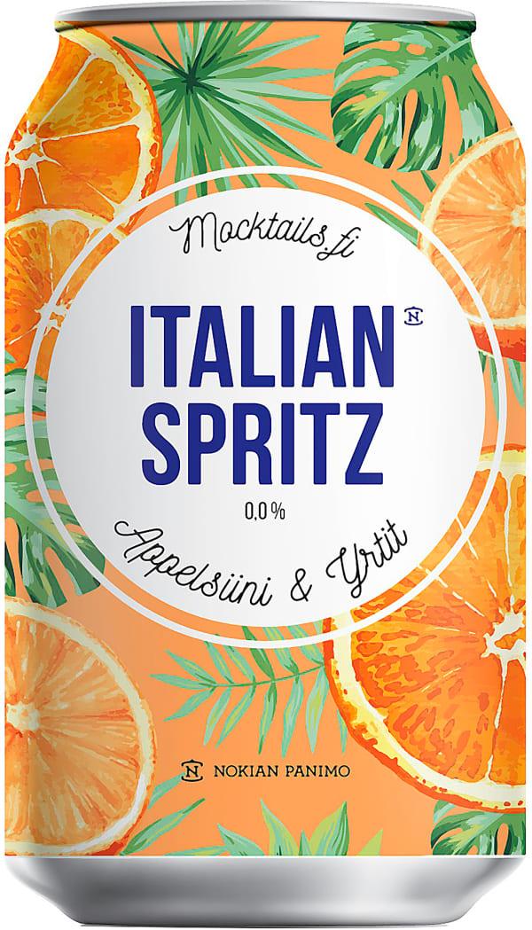 Nokian Italian Spritz Mocktail can