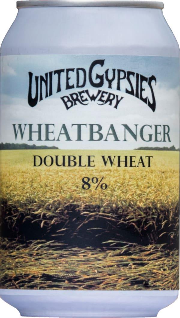 United Gypsies Wheatbanger Double Wheat burk