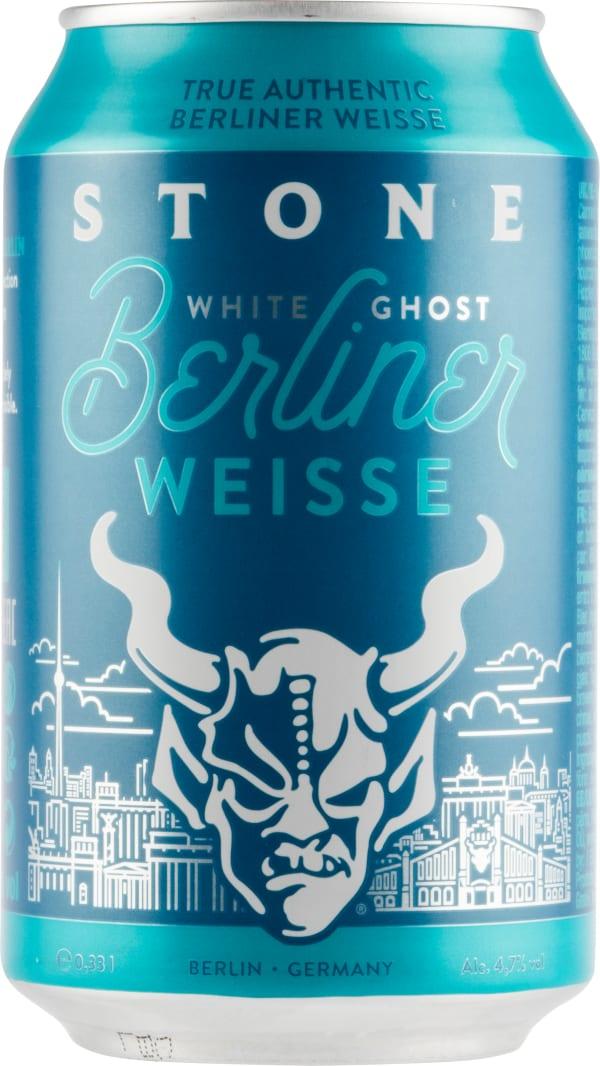 Stone White Ghost Berliner Weisse burk