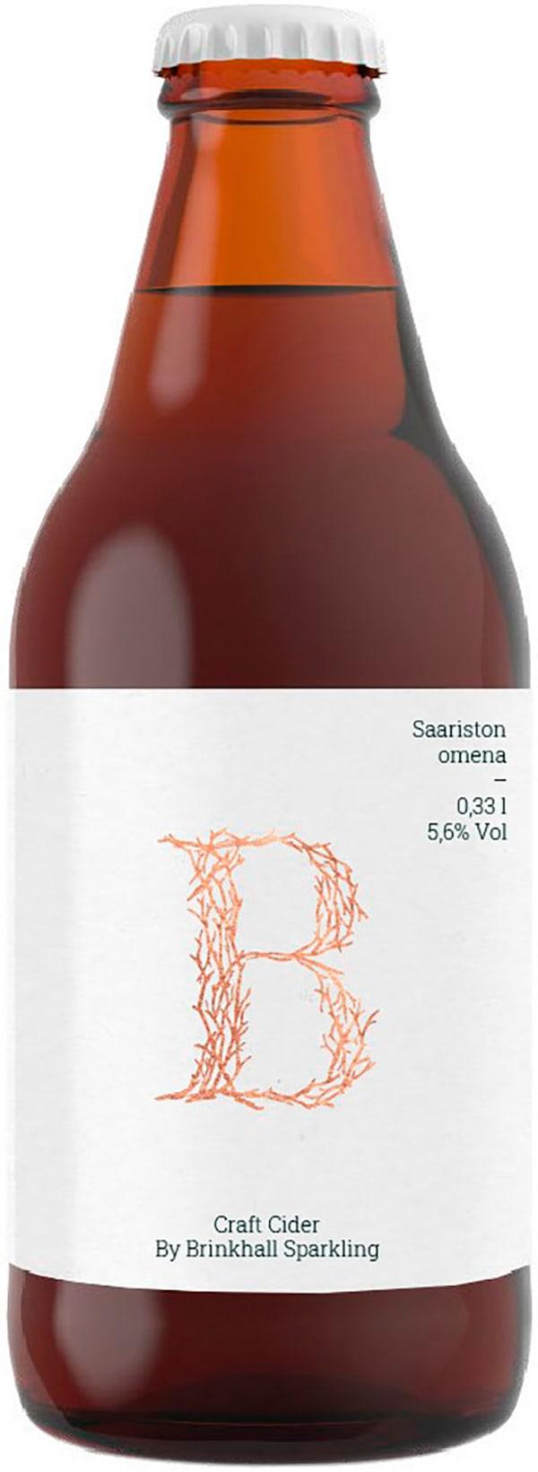 Brinkhall's Saariston Omena Craft Cider