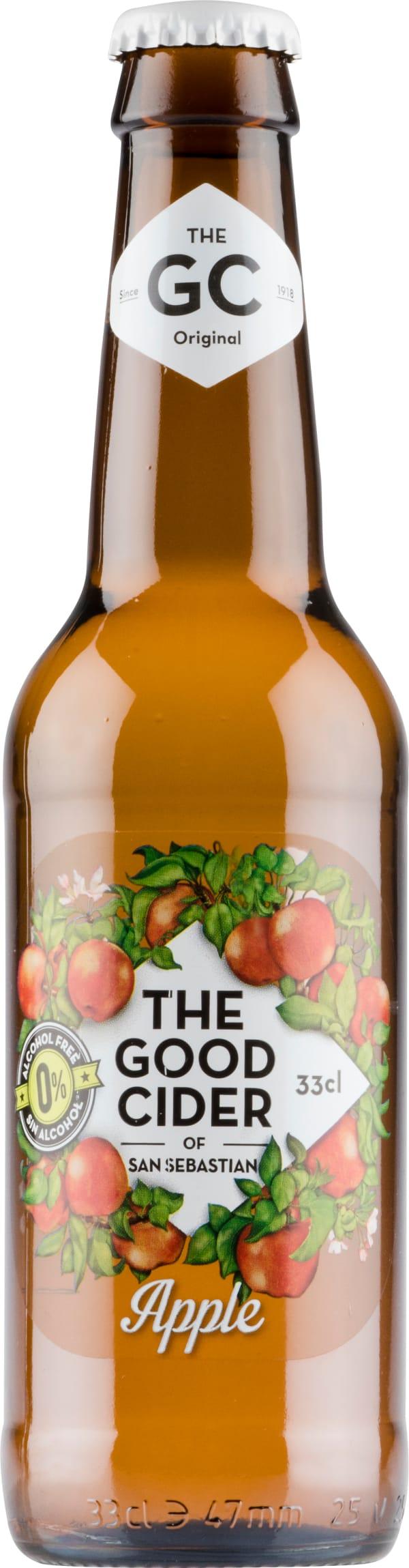 The Good Cider of San Sebastian Apple
