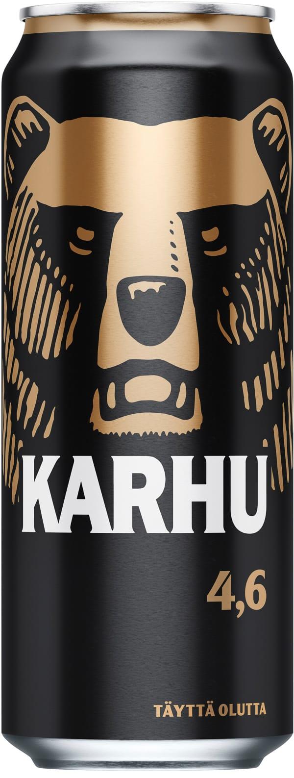 Karhu III burk