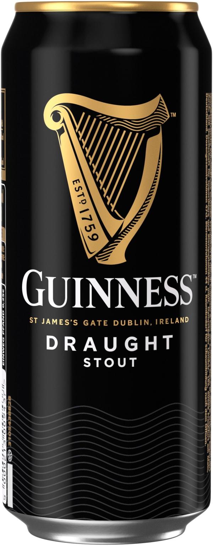 Guinness Draught burk
