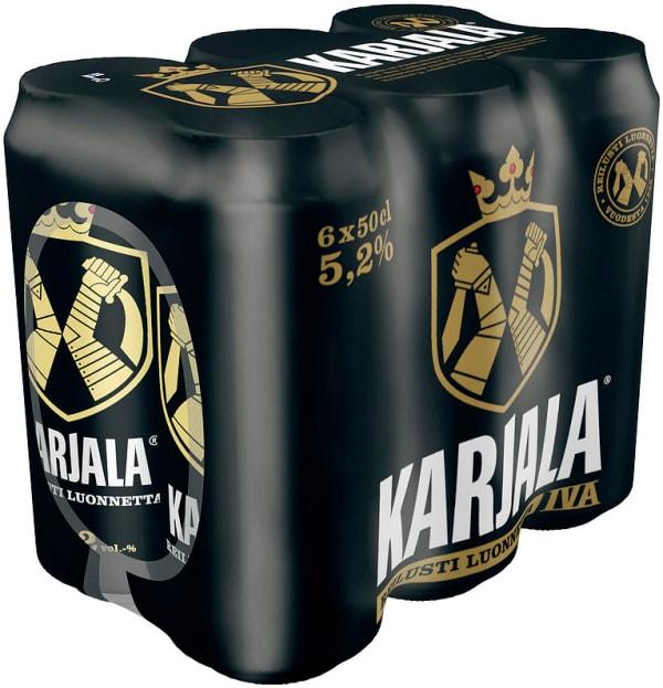Karjala A 6-pack tölkki