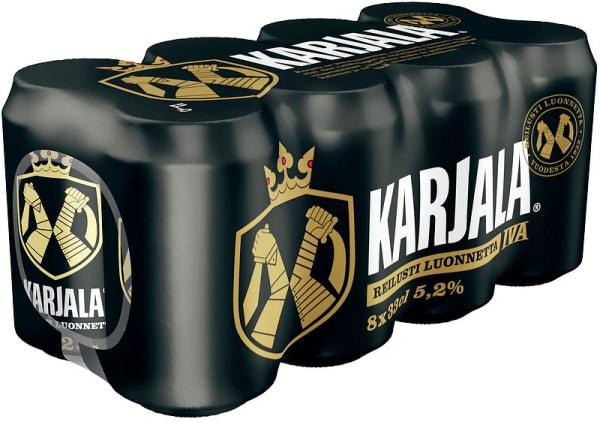 Karjala IV A 8-pack burk