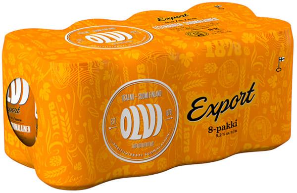 Olvi Export A 8-pack burk