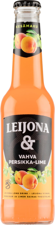 Leijona Vahva Persikka-Lime