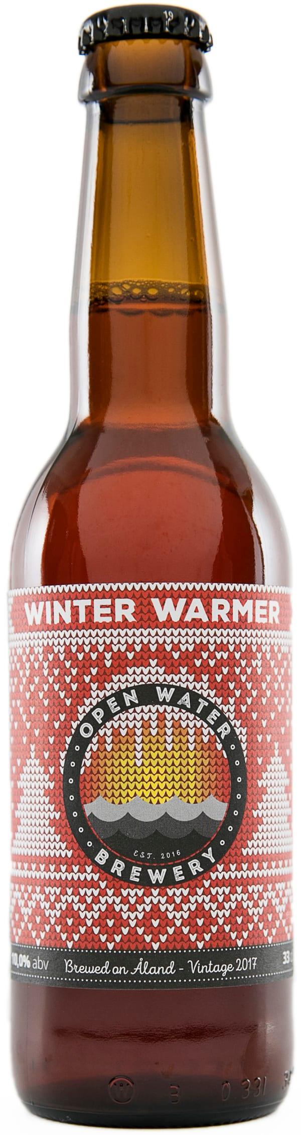 Open Water Winter Warmer 2020