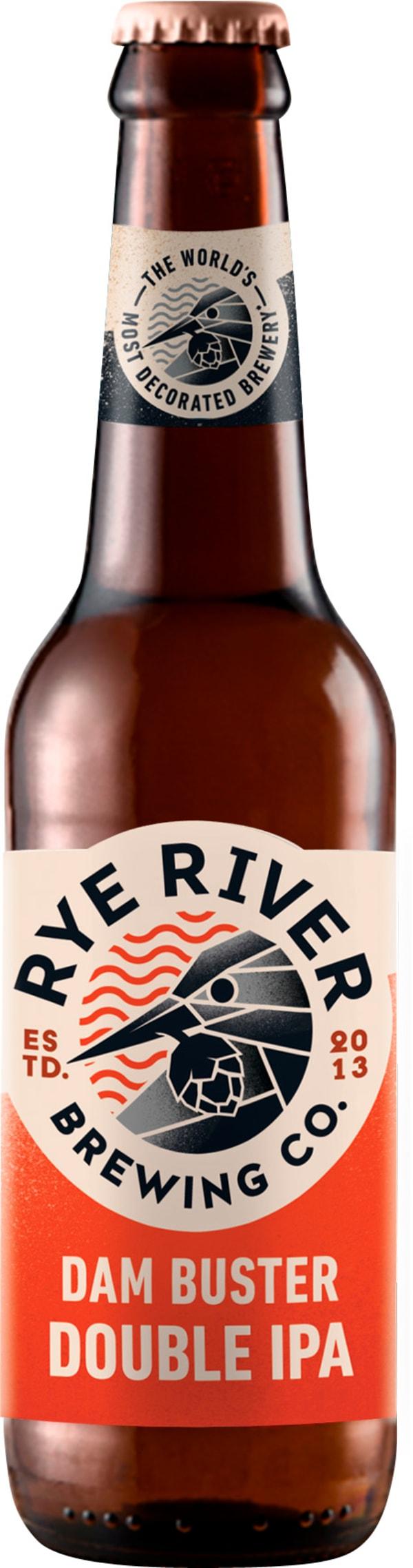 Rye River McGargles Dan's Double IPA