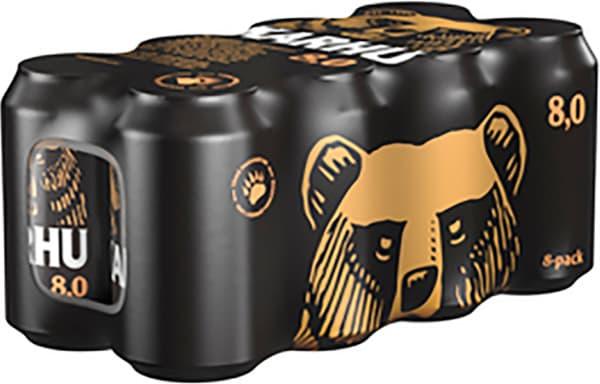 Karhu 8,0 8-pack can