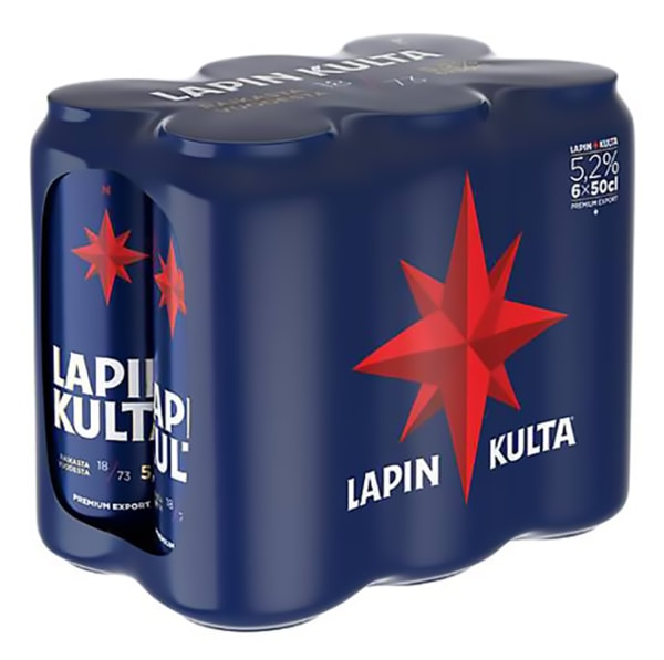 Lapin Kulta A 6-pack can