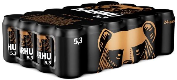 Karhu 5,3 24-pack can