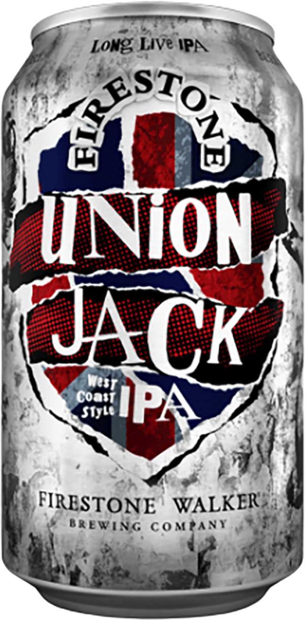 Firestone Walker Union Jack IPA can