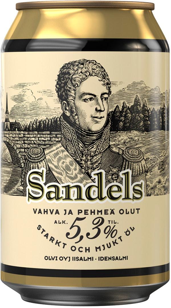 Sandels A burk
