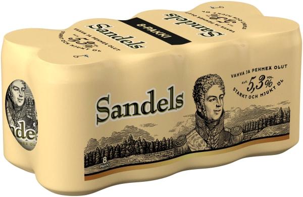 Sandels A 8-pack tölkki