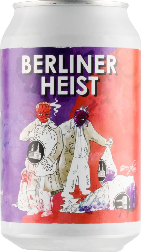 The London Beer Factory Berliner Heist burk
