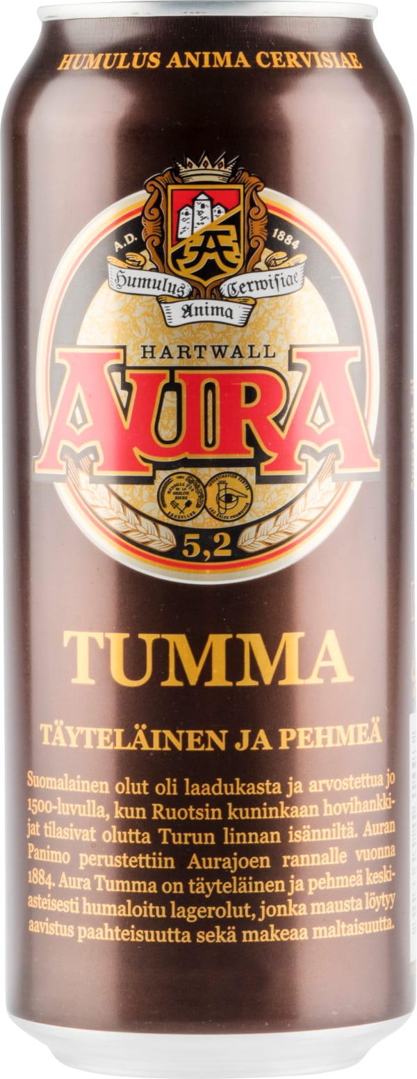 Aura Tumma burk