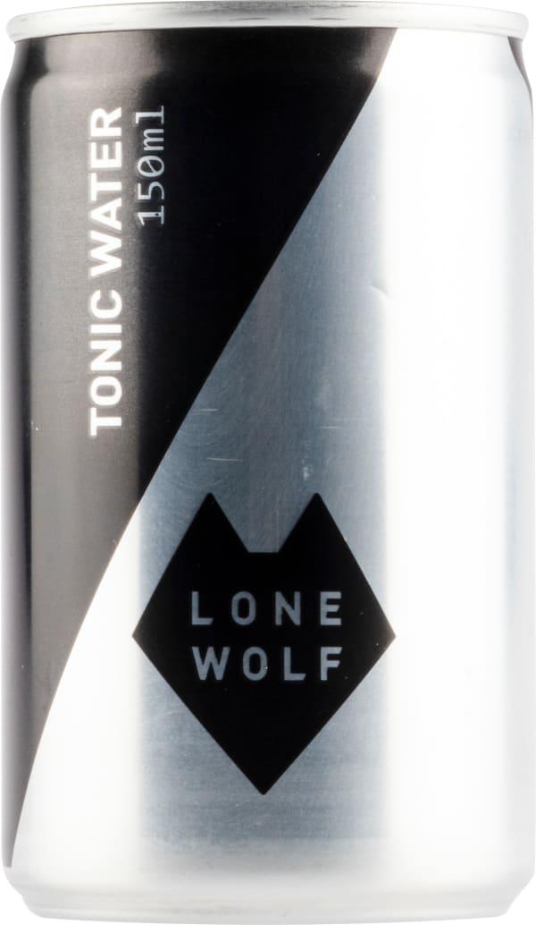LoneWolf Tonic Water burk