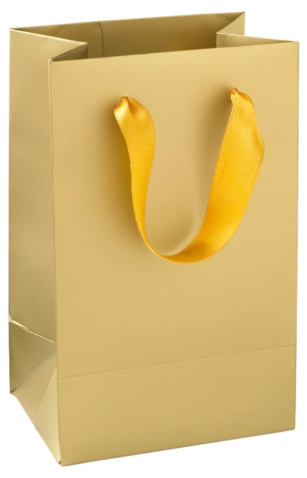 Hip flask gift bag