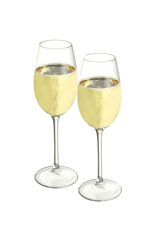 Riedel Ouverture champagne glass, 2 pc