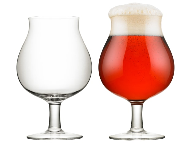 Etiketti Ale beer glasses, 2 pc