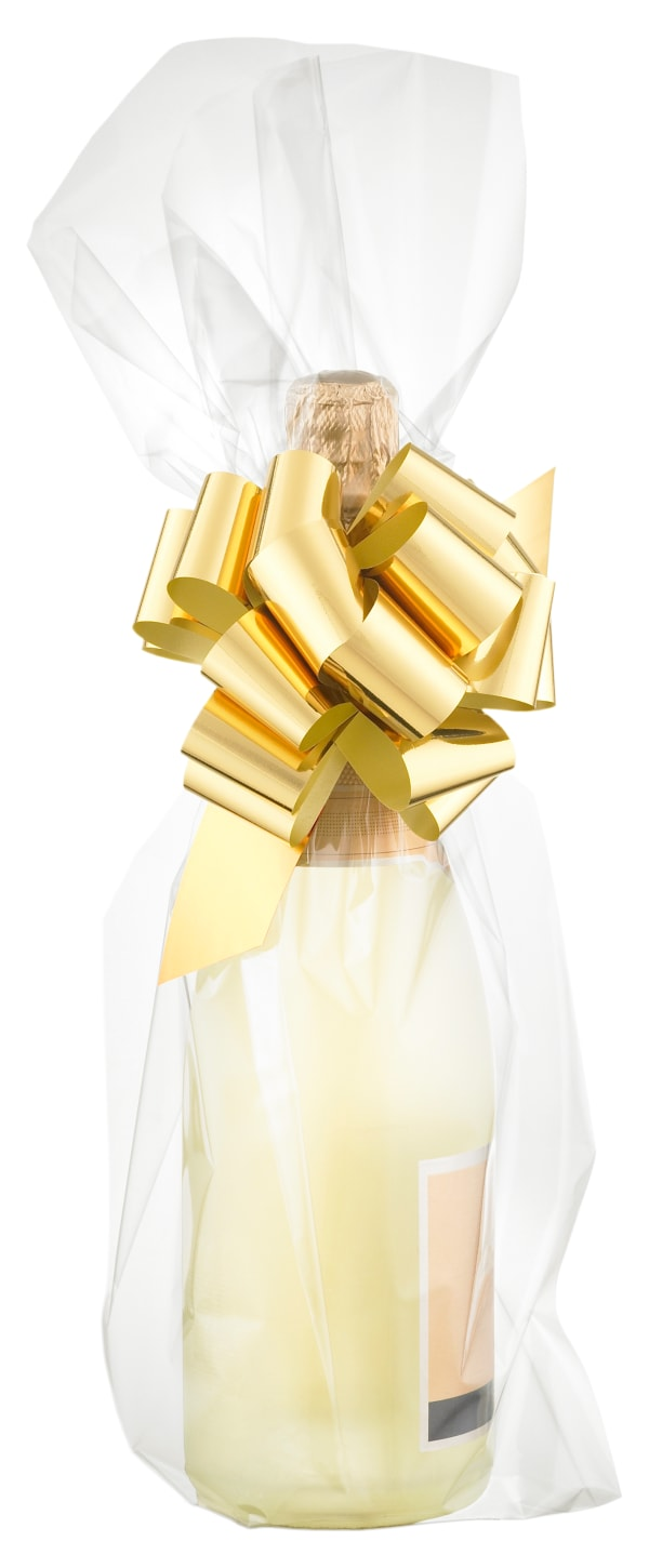 Gift bag with a bow