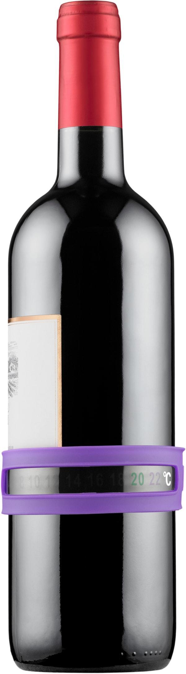Etiketti-viinilämpömittari