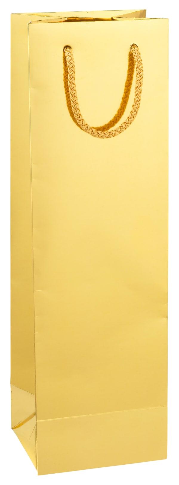 Presentpåse Guld