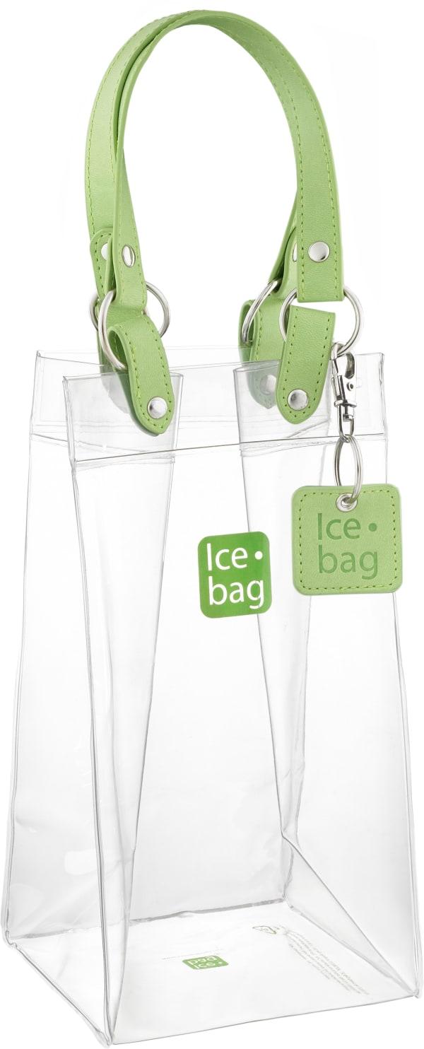 Ice Bag -cooler, grön