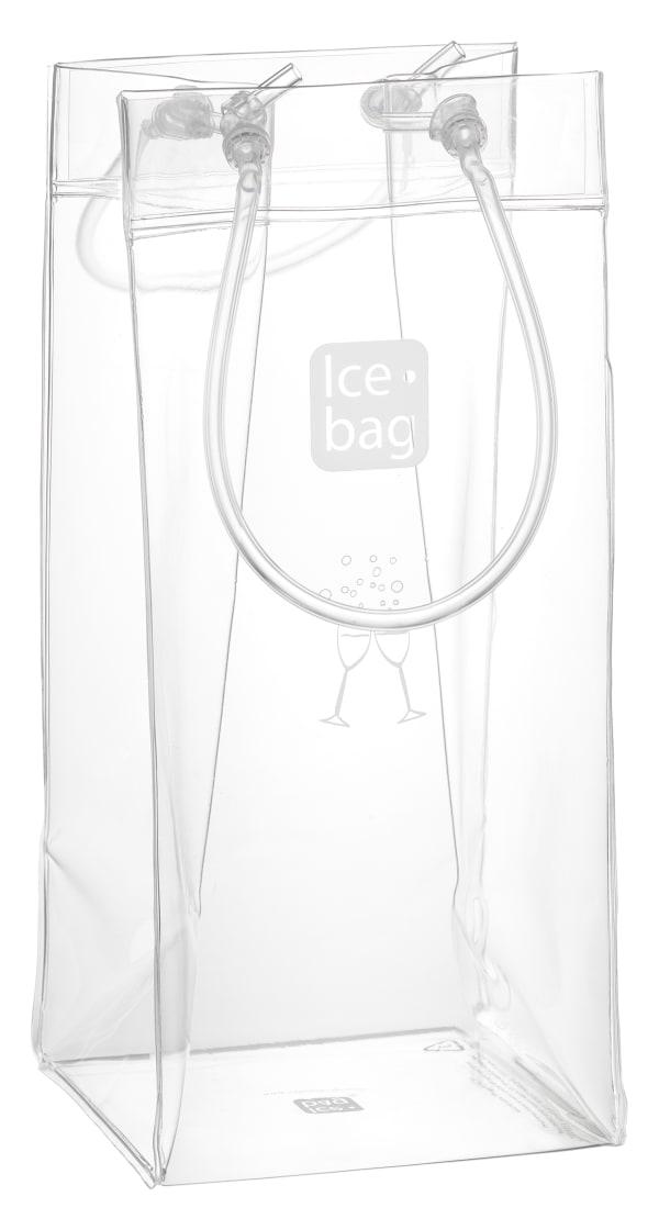 Ice Bag -cooler, kirkas
