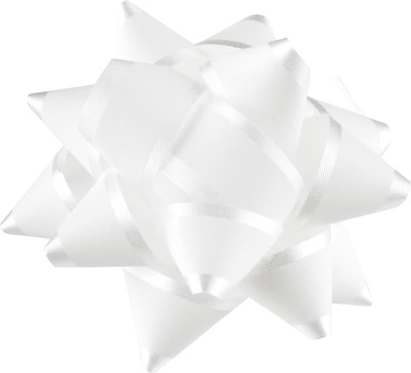 Bow, white