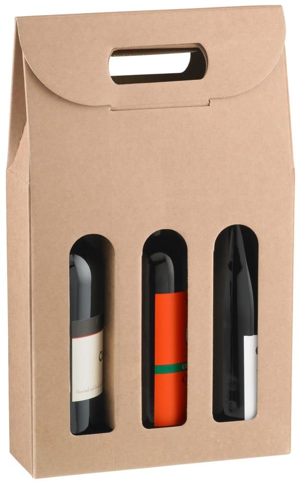 Presentbox för tre småflaskor