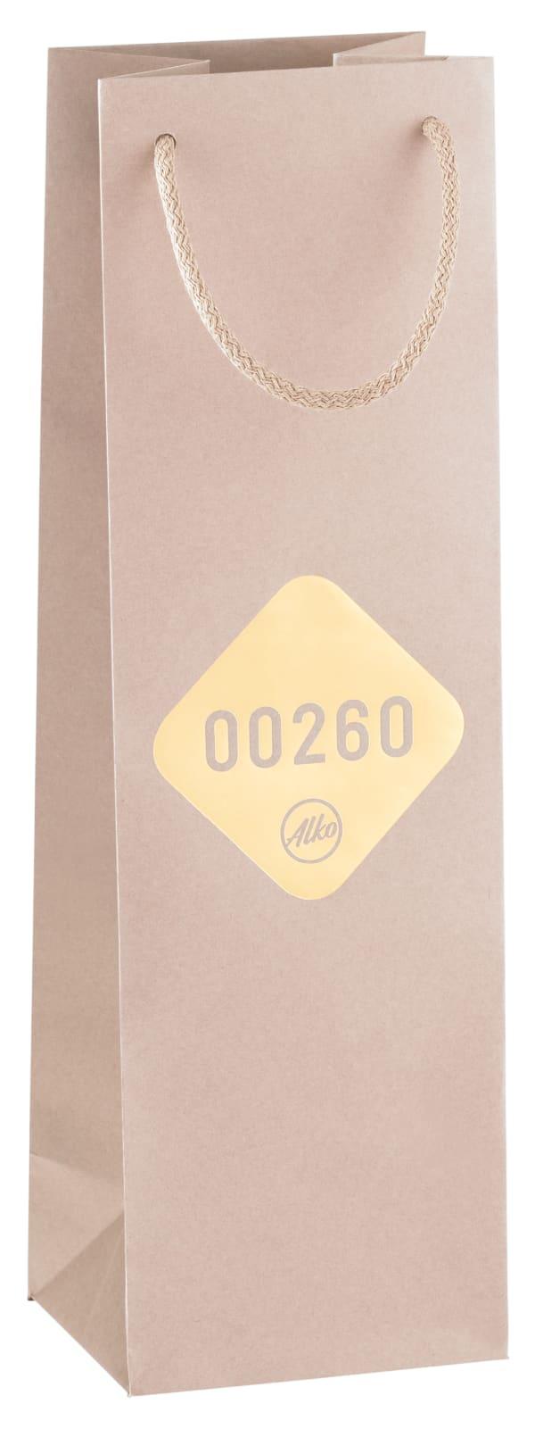 Presentpåse 00260 guld