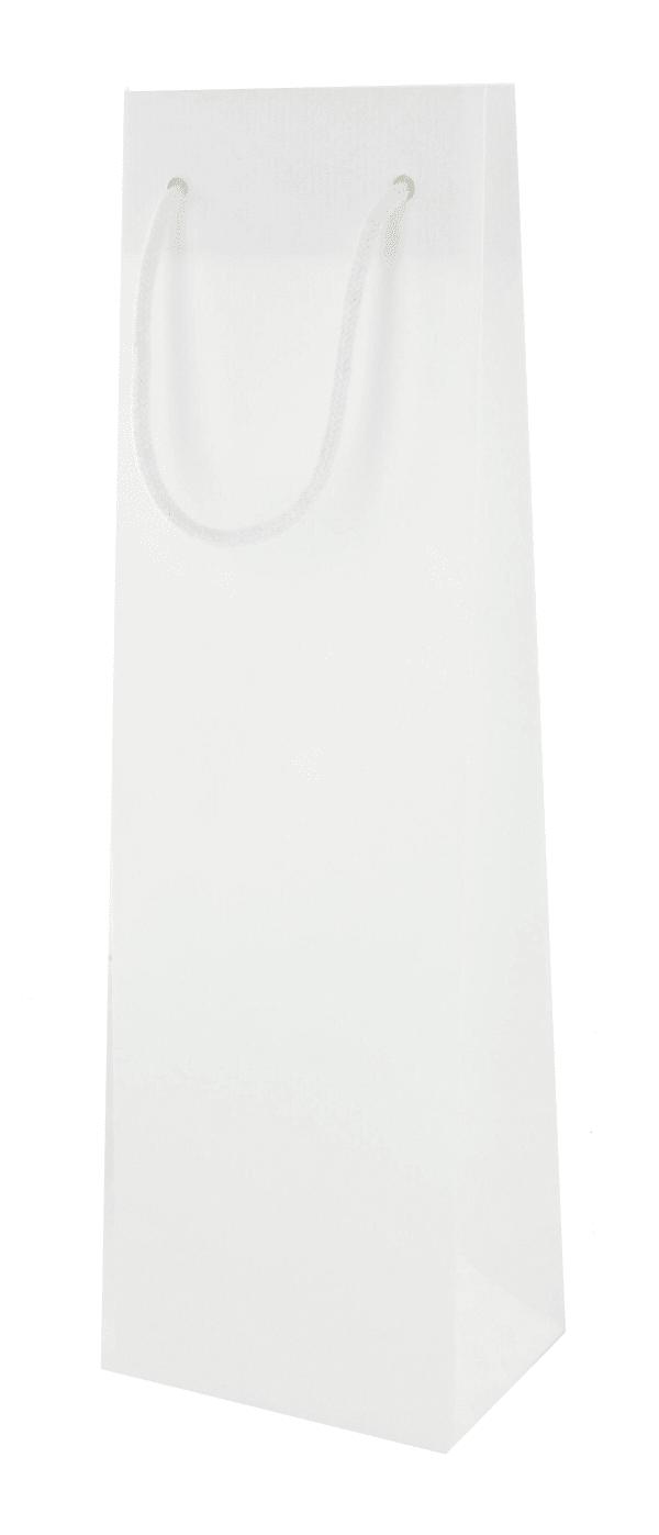 Presentpåse, vit