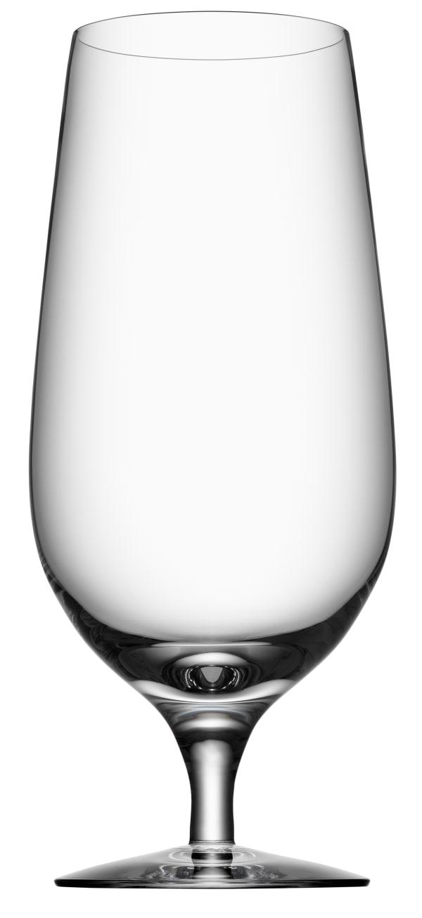 Orrefors Beer Lager glas 4 st.