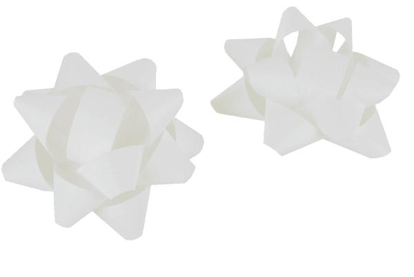 Rusetti, valkoinen (2 kpl)
