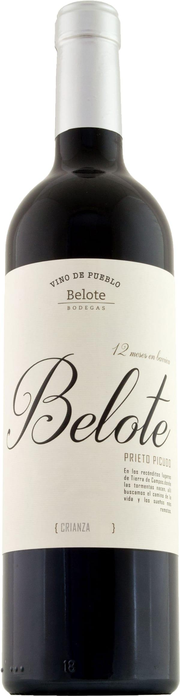 Belote Prieto Picudo Crianza 2014