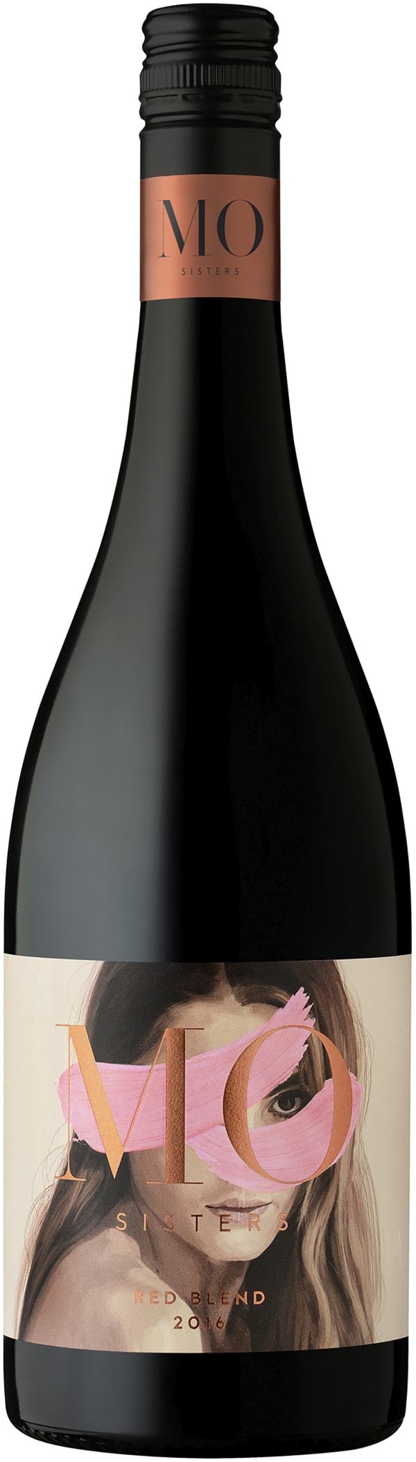 Mo Sisters Red Blend 2016