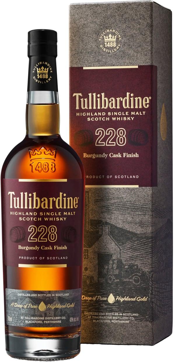 Tullibardine 228 Burgundy Cask Finish Single Malt
