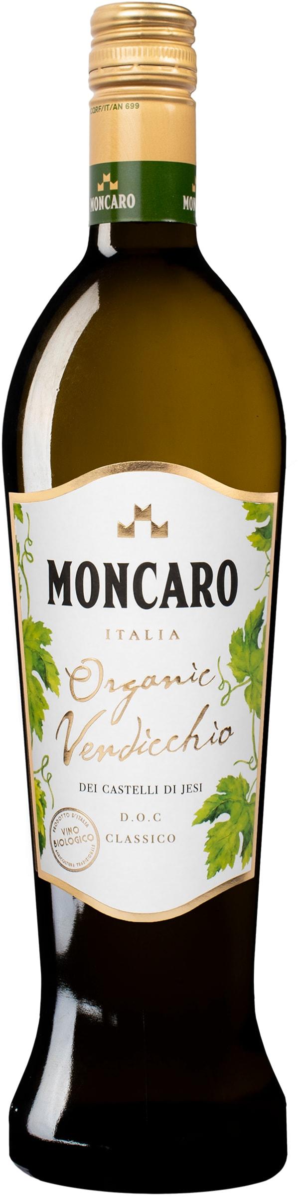 Moncaro Verdicchio dei Castelli di Jesi Classico Organic 2019