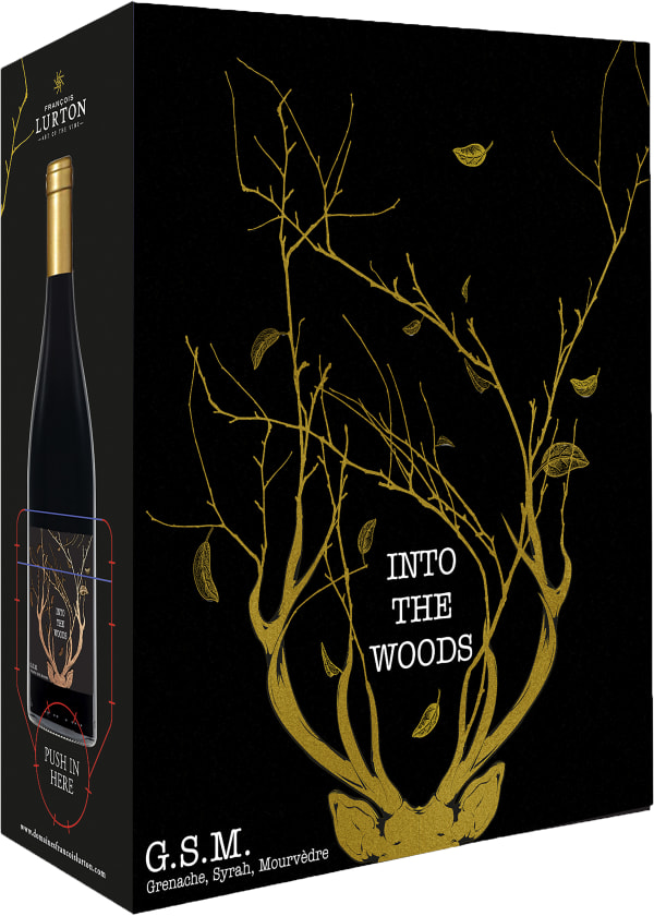 Lurton Into The Woods GSM bag-in-box