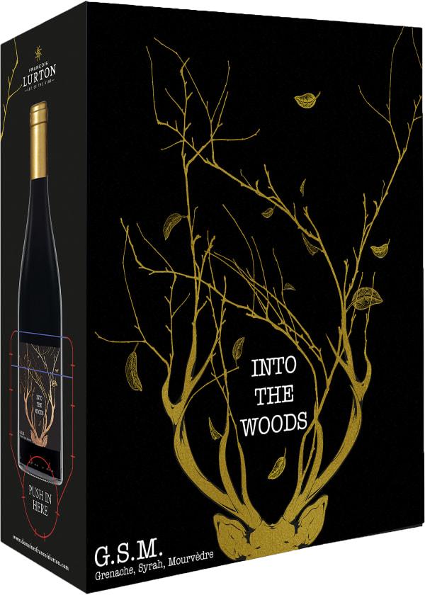 Lurton Into The Woods GSM lådvin