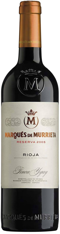 Marques de Murrieta Reserva
