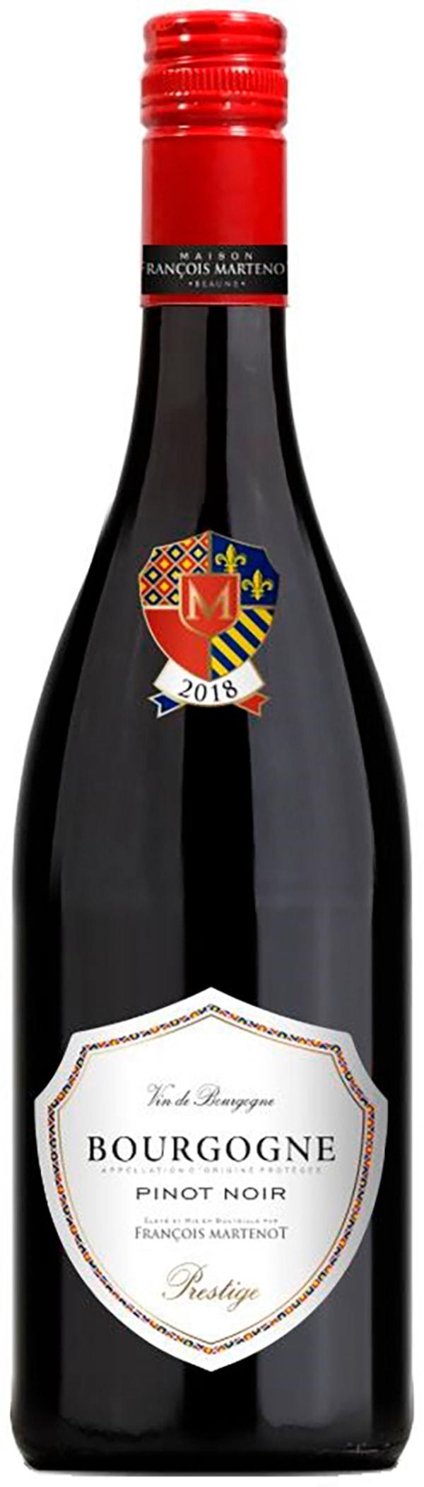 Francois Martenot Bourgogne Pinot Noir Prestige 2018