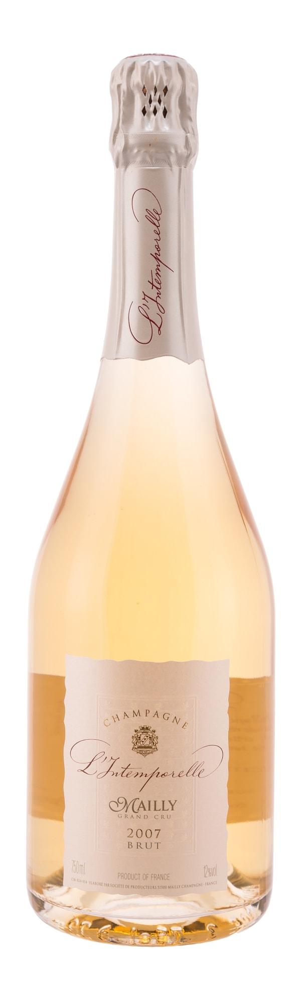 Mailly Grand Cru L'Intemporelle Champagne Brut 2006