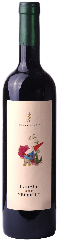 Josetta Saffirio Langhe Nebbiolo 2015